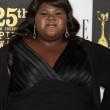 Gabourey Gabby Sidbe — Stock Photo