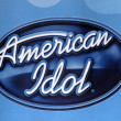 American Idol Logo at the American Idol Top 12 - Stock Photo