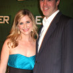 ������, ������: Kellie Martin & Husband