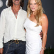 Stock Photo: Lorenzo Lamas & Christine Marcello