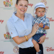 Melissa Joan Hart & Braydon Hart Wilkerson — Stock Photo