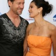 James Denton & Teri Hatcher - Foto Stock
