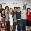 The Secret Life of he American Teenager Cast - Stock fotografie