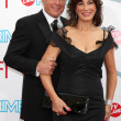Anne Archer and husband Terry Jastrow - Lizenzfreies Foto