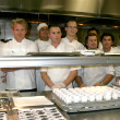 Постер, плакат: Gordon Ramsay and his staff