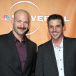 Corey Stoll & Skeet Ulrich — Stock Photo