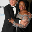 Rod Stewart, Gladys Knight - Stock Photo