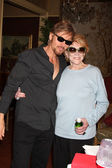 Stephen Nichols, Jeanne Cooper — Stock Photo