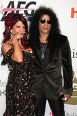 Slash e esposa — Foto Stock
