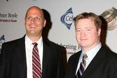 Tom Tomayko and Tom Cavanaugh — Stock Photo