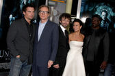 Len Wiseman, Bill Nighy, Michael Sheen, Rhona Mitra, Kevin Grevious — Stock Photo