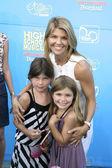 Lori berit och hennes döttrar — Stockfoto