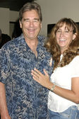 Wendy & Beau Bridges — Stock Photo