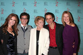 Tracey Bregman, Greg Rikaart, Jeanne Cooper, Christian LeBlanc, Michelle Stafford — Stock Photo