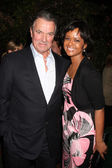 Eric Braeden & Tonya Lee Williams — Stock Photo
