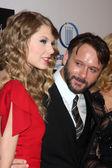 Taylor Swift & Tim McGraw — Stock Photo