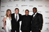 Curtis Jackson aka 50 Cent, guests — Stock Photo