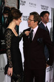 Alexandra Edenborough, Gary Oldman — Stock Photo