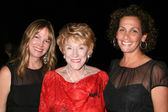 Maria Arena Bell, Jeanne Cooper & Barbara Bloom — Stock Photo