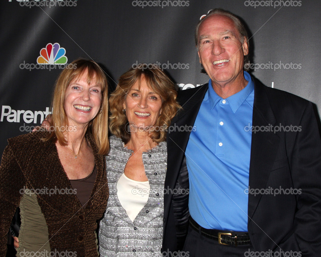 Cynthia Synder, Doria Cook-Nelson, Craig T. Nelson – Stock ...