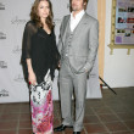 Angelina Jolie & Brad Pitt — Stock Photo #12950108