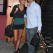 Nancy O'Dell and Keith Zubulevich — Stockfoto