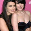 Demi Moore, Rumer Willis — Stock Photo