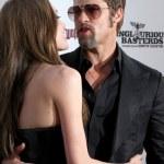 Angelina Jolie & Brad Pitt  — Stock Photo #12951607