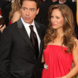 Постер, плакат: Robert Downey Jr & Wife Susan Downey