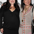 Brooke Elliott & Margaret Cho - Stock Photo