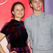 Stock Photo: Sarah Ramos, Miles Heizer