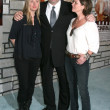 Hope Davis, James Gandolfini, Marcia Gay Harden - Stock Photo