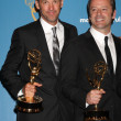 Anthony Edwards, and Gil Bellows — Stock Photo