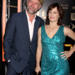 Xander Berkeley and Sarah Clarke - Stock Photo