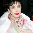 Elizabeth Taylor — Stock Photo