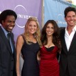Baron Vaughn, Virginia Williams, Sarah Shahi, & Michael Trucco — Zdjęcie stockowe