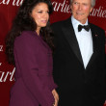 ������, ������: Clint Eastwood & Wife Dina