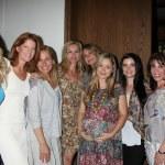 Jessica Collins, Michelle Stafford, Genie Francis, Eileen Davidson, Jess Walton, Marcy Rylan, Jessica Heap, Kate Linder — Stock Photo #12956316
