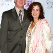 Michael Wright &amp; Leslie Garson - Stock Photo