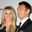 Julianne Hough, Ryan Seacrest — Stock Photo