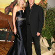 Arianne Zuker and  Kyle Lowder - Stock Photo