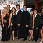 ������, ������: AJ Buckley & Date Jenna Jameson Tito Ortiz Michael Trucco & Wife Daniel Goddard Frankie Muniz & Date Kevin Jonas & wife
