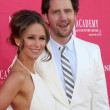 Jennifer Love Hewitt  &amp; Jamie Kennedy - Stockfoto