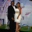 Alexander O&amp;#039;Neal and Cherrelle - Stockfoto