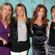 Melody Thomas Scott, Maria Bell, Tracey E. Bregman, Lauralee Bell - Lizenzfreies Foto