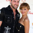 Maksim Chmerkovskly & Karina Smirnoff - Stock Photo