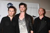 Glen Power, Danny O'Donoghue, Mark Sheehan — Stock Photo