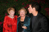 Jeanne Cooper, Lee Bell & Christian LeBlanc — Stock Photo