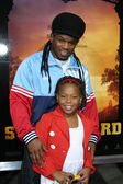 Sway and daughter — Stock Photo