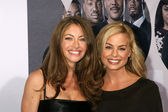 Rebecca Gayheart & Jessica Collins — Stock Photo